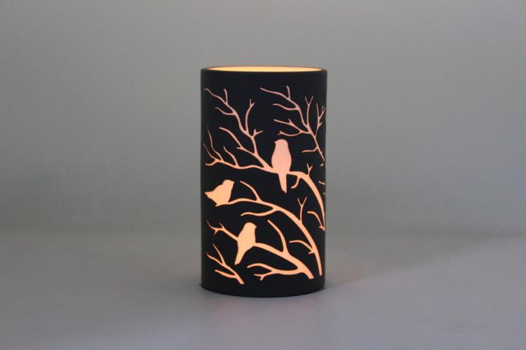 陶瓷燭台 PP17023B