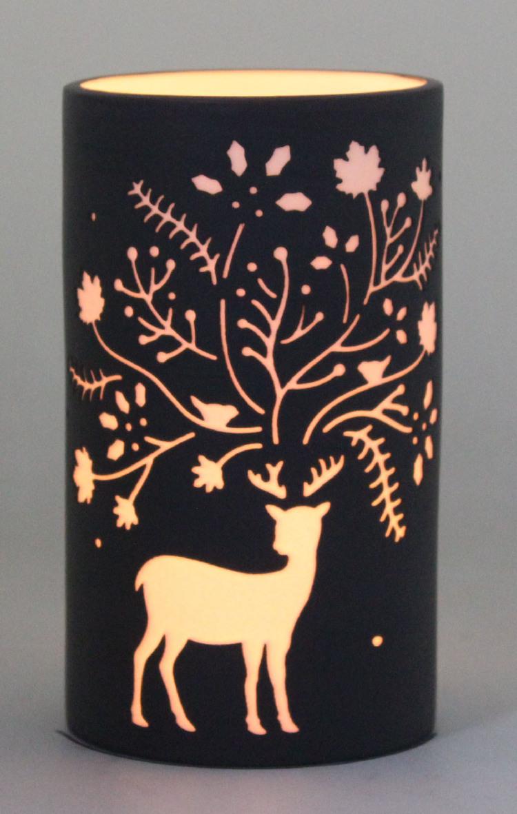 陶瓷燭台 PP17026B