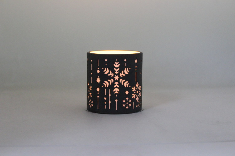 陶瓷燭台 PP17014B