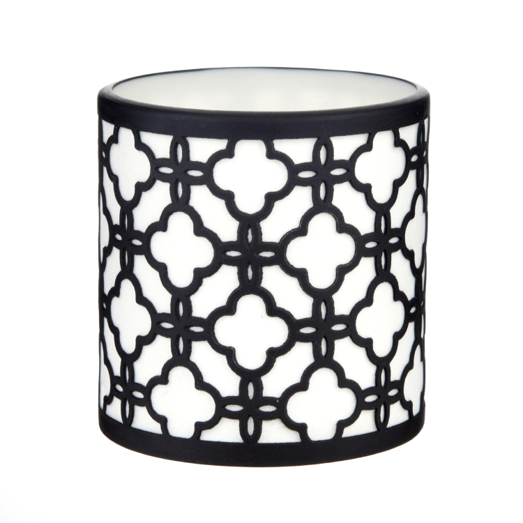 Porcelain Candle Holder PP17022B