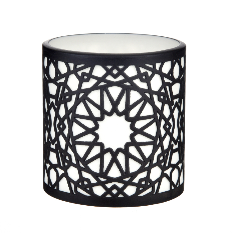 Porcelain Candle Holder PP17024B