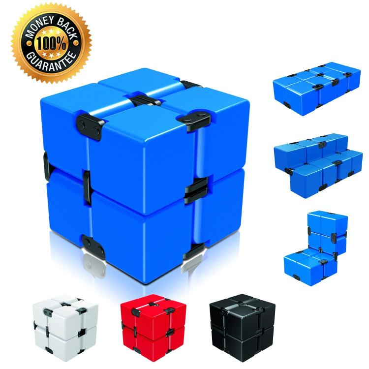 Ganowo Infinity Cube Fidget Toy for Kids and Adults, Fidget