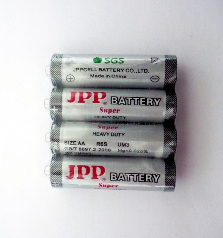 JPP No. 5 carbon battery