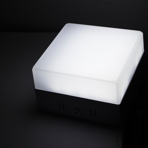Square Surface Mounted LED PANEL LIGHT Verve Series