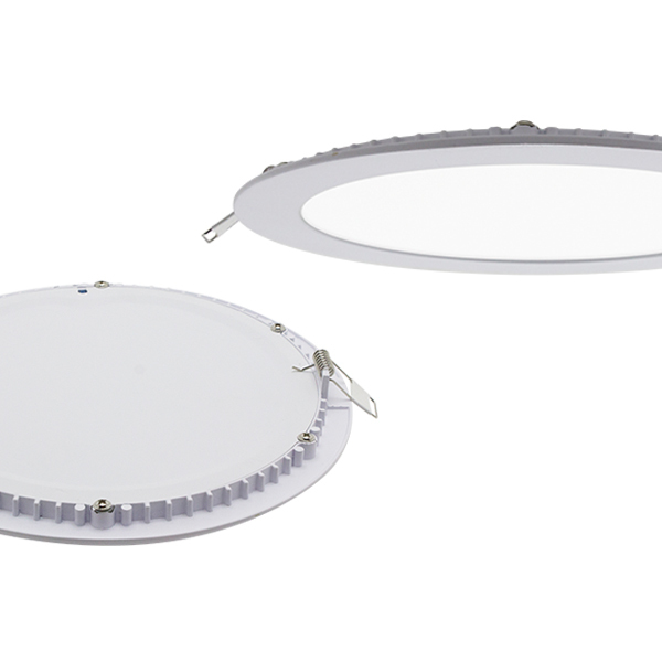 Round recessed LED PANEL LIGHT Super Thin Series