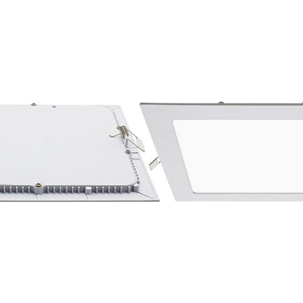 Square recessed LED PANEL LIGHT Super Thin Series