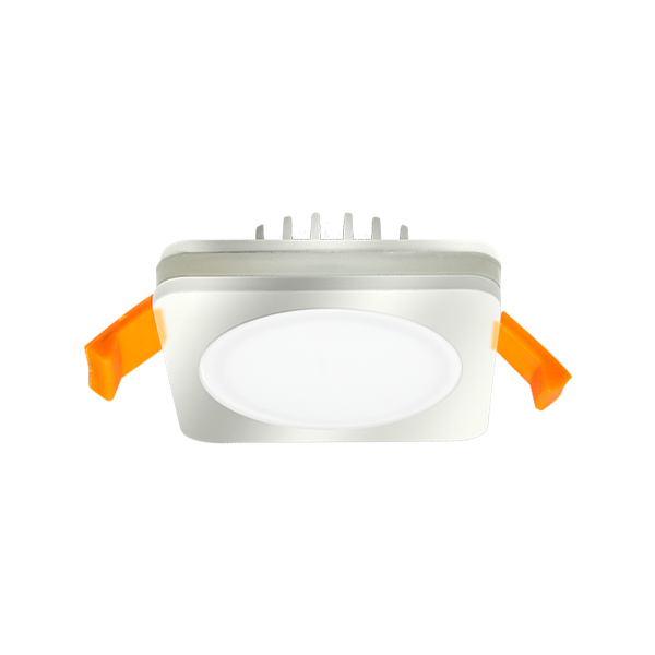 Square recessed LED DWON LIGHT Star Series