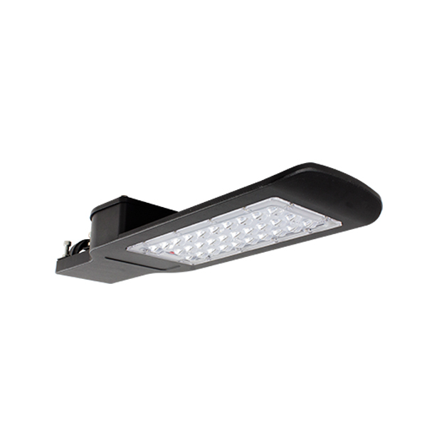 LED STREET LIGHT  Finishing Color Black