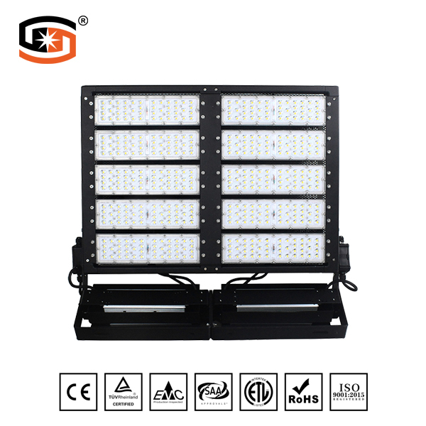 Beam 25°/45°/60°/55*140° Stadium light 1000W