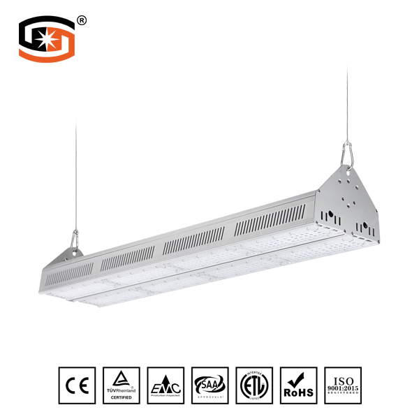 LED HI-BAY LIGHT Linear Series Suspending 400W