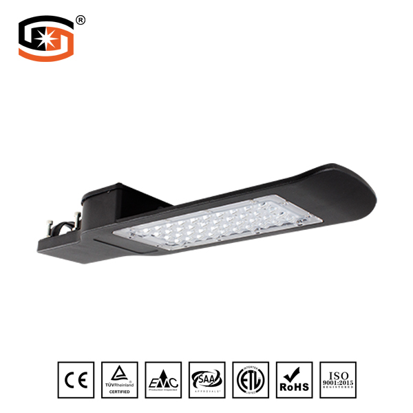 Black LED STREET LIGHT 40W