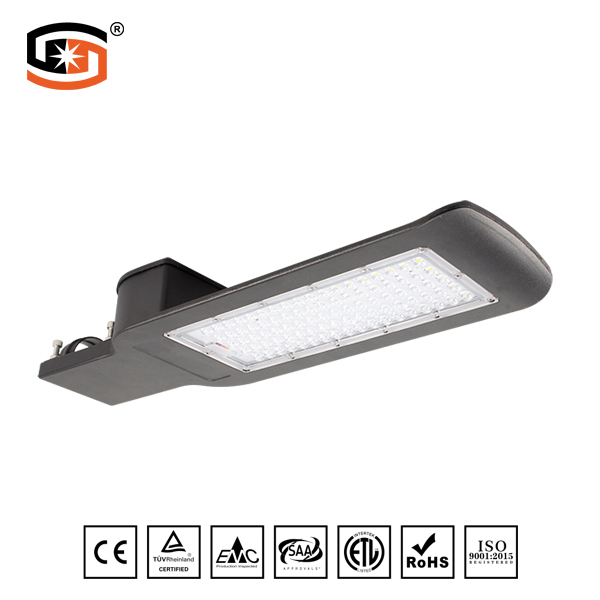 Black LED STREET LIGHT 90W