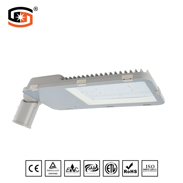 Adustable LED street light 50W