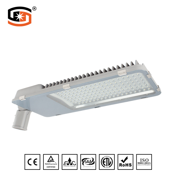 Adustable LED street light 100W