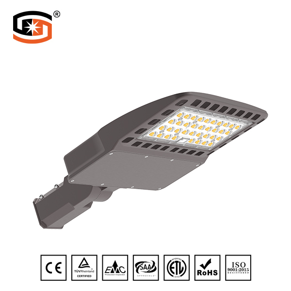 100W Shoebox LED street light