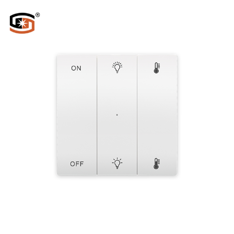 shengdeng lighting smart switch panel