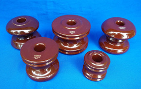 Spool Type Insulator, Spool Insulator, Spool Insulators