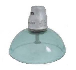 Toughened Glass Insulators of Cap and Pin Type (Spherical Ty