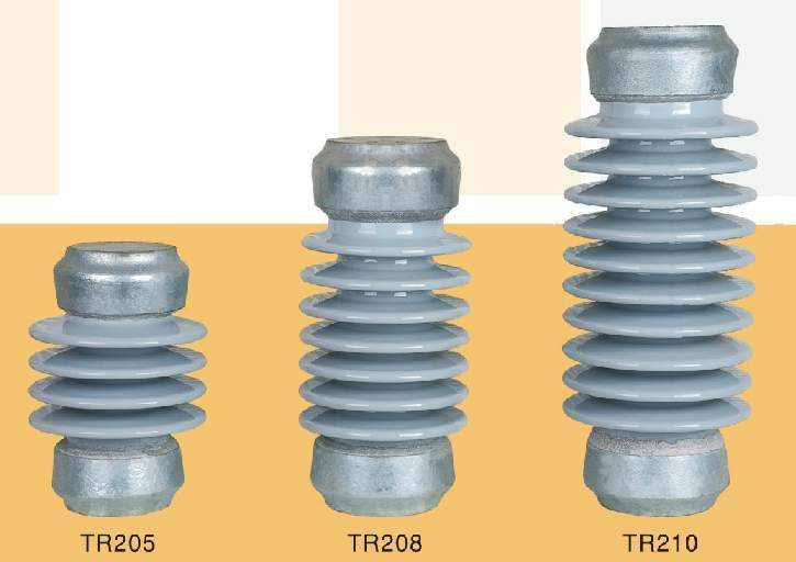 Solid-Core Station Post Insulator ANSI standard TR series