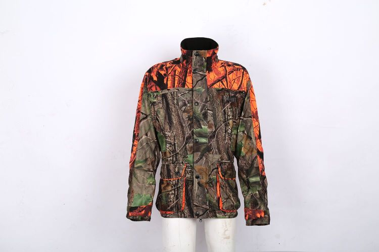 Hunting padded jacket