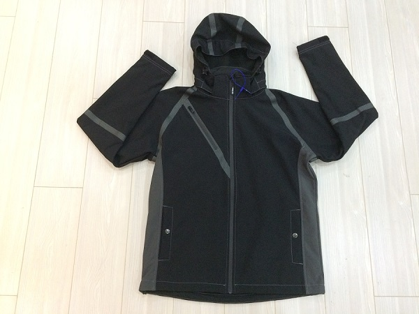 protective workwear softshell jacket