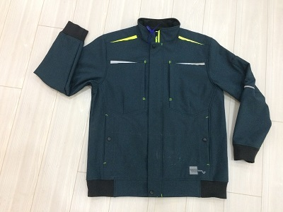 protective safety workwear softshell jacket