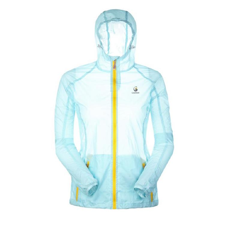 waterproof &breathable technical jacket