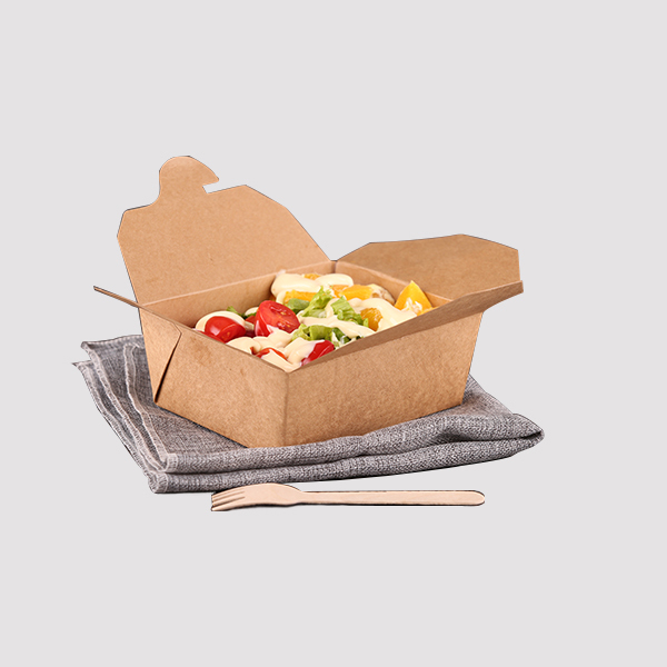 Kraft meal boxes