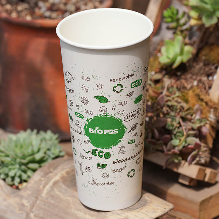 2 oz 3 oz 4 oz 32 oz Espresso Biodegradable Hot Drink Paper