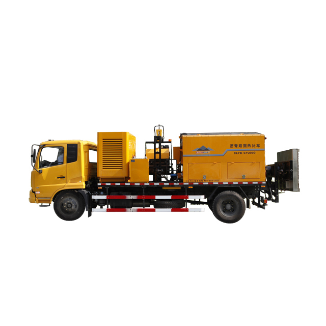 pothole machine and  asphalt patch truck for sale