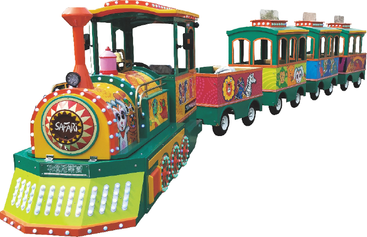 HC-022-15 Cartoony Train
