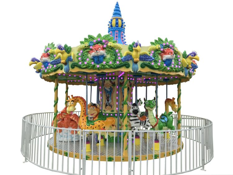 JS-CR1203 Jungle carousel II