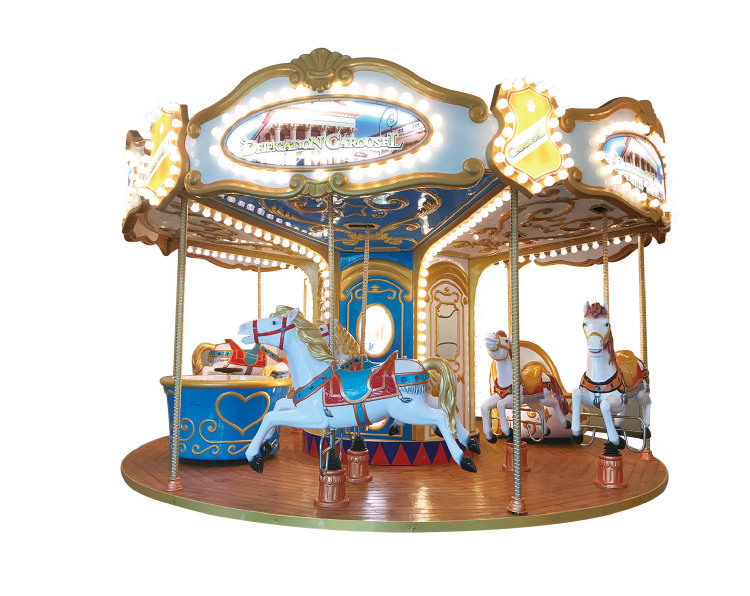 JS-CR1201 Deification Carousel
