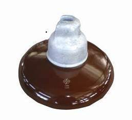 Electrical Power Insulators – Suspension Porcelain Insulator