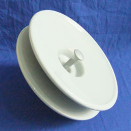 Anti-Pollution Suspension Porcelain Insulator (Double-Shred