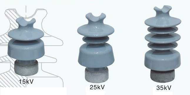 Line Post Porcelain Insulator