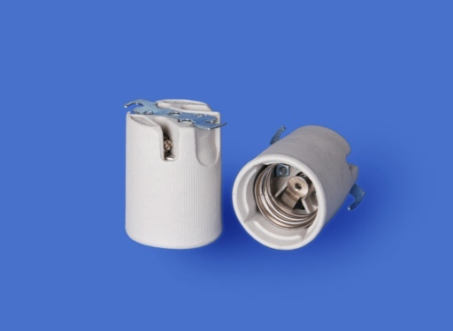 531-2 with metal bracket T, porcelain lampholder E40
