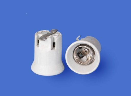 750 with metal bracket, porcelain lampholder E40