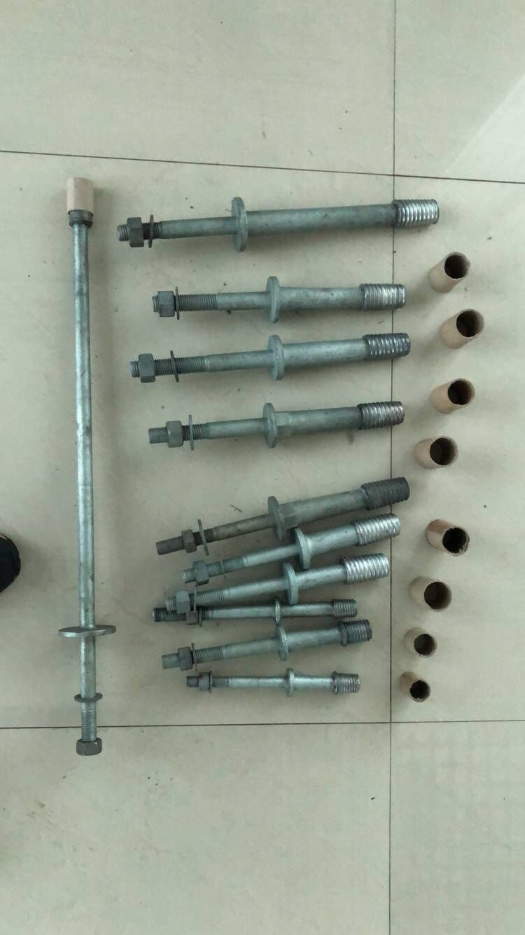 Spindles for Pin Type Insulators with Lead Head