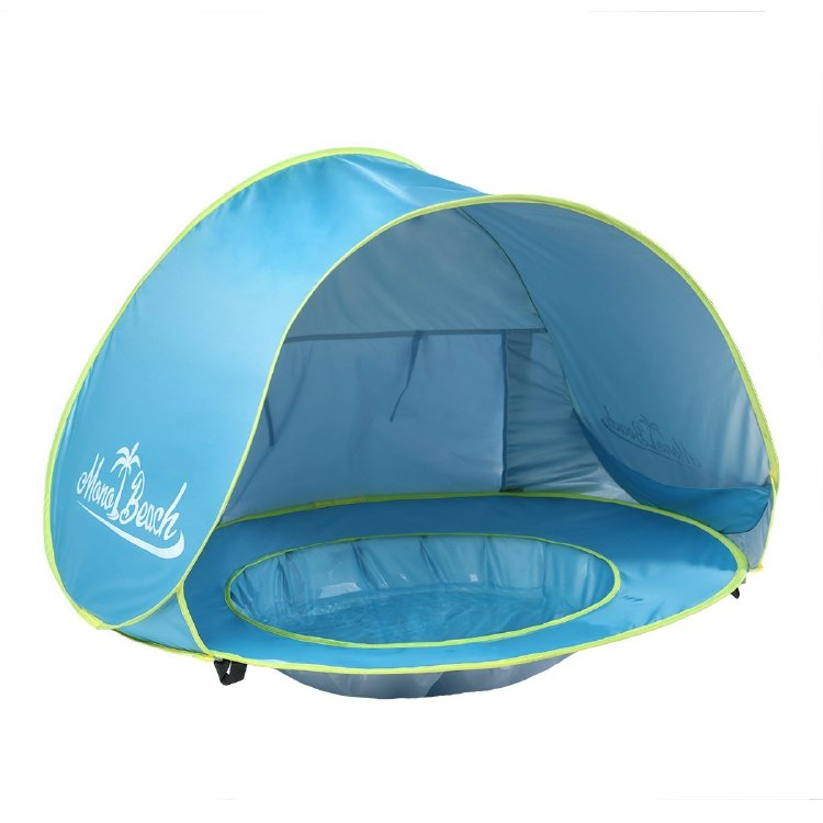 MonoBeach Pop up Baby Beach Pool Tent