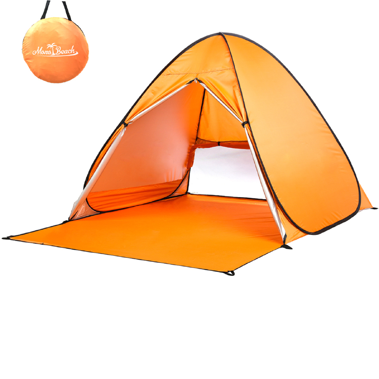 MonoBeach Baby Beach Tent Automatic Pop Up Cabana Sun Shelte