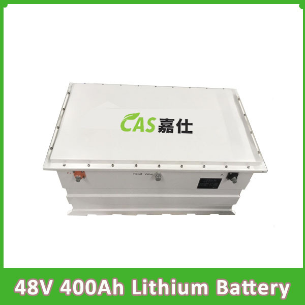 Deep cycle 48V 400AH Lithium Battery for Solar Energy/Teleco