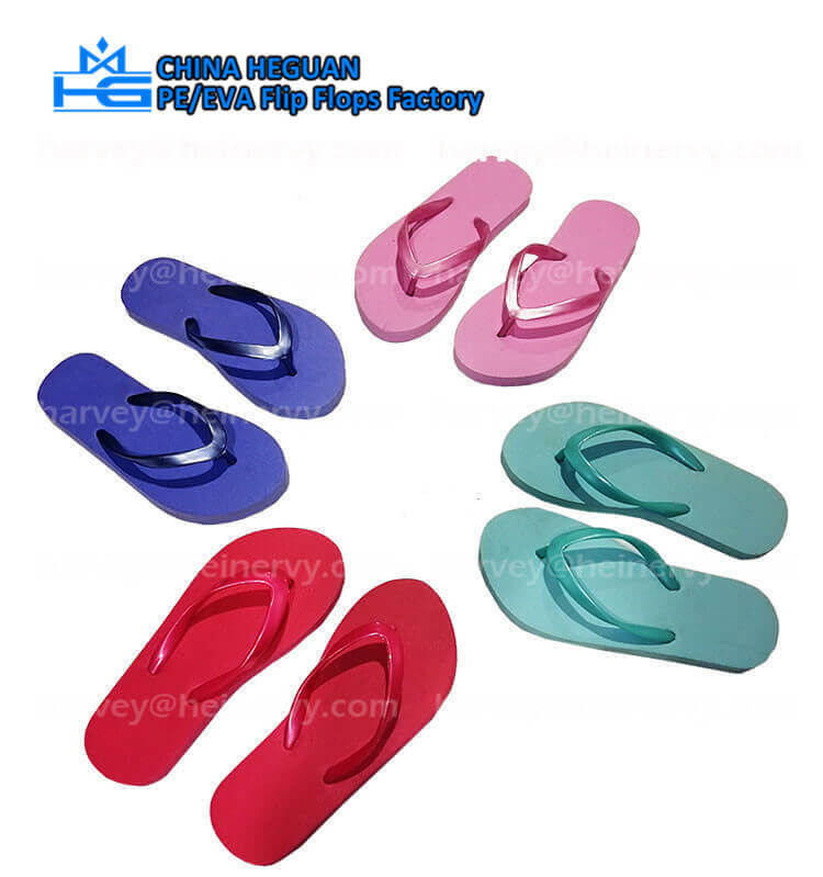 printing in the insole) children flip flops