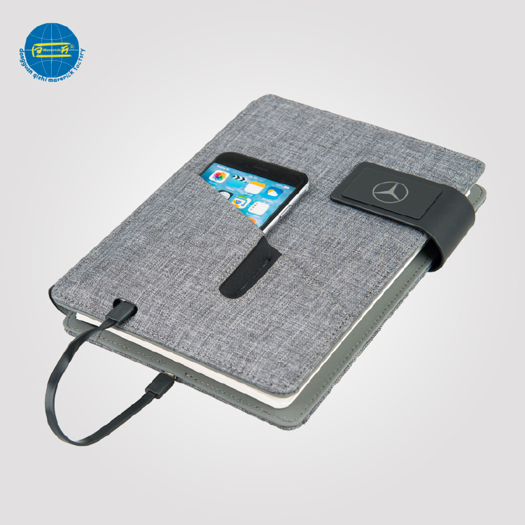 New design Power Bank portfolio With USB / Flash disk: