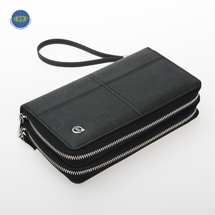 Doubleside plug Power Bank Wallet: