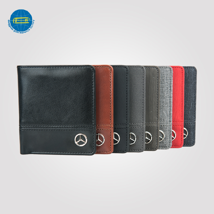 RFID Card Holder Wallet: