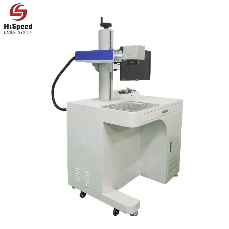 Mopa Laser Marking Machine for Colour Marking