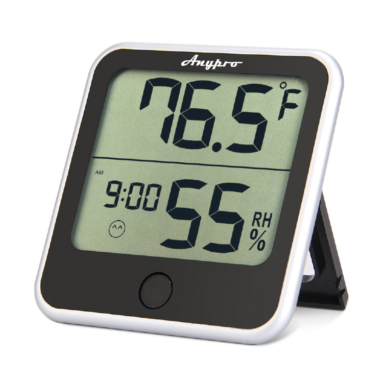 Anypro Hygrometer Thermometer 2-in-1 with Temperature Gauge,