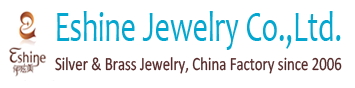 Fashion Silver & Brass Jewelry, China Factory - Eshine