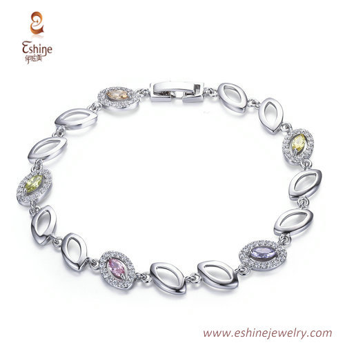 BR3375-Colorful bracelet collections  from china jewelry who